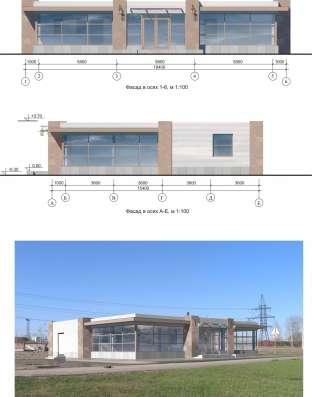 Строительство СТО, магазинов, зданий. Гарантия. Проект в Кемерове Фото 3