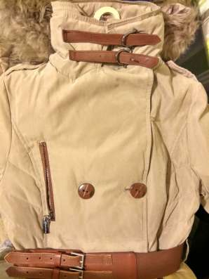 Абсолютно новый пуховик, теплое пальто в Москве Фото 2