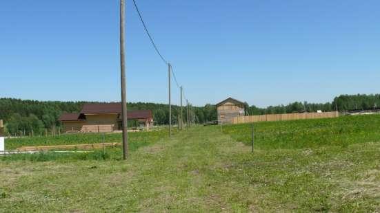 Земельный участок 20 соток под строительство в Емельяновском