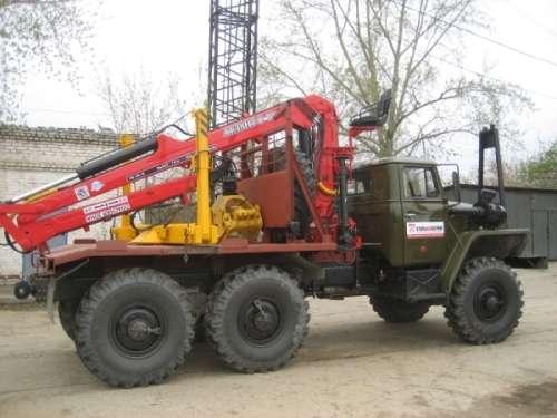 Урал 4320, с консервации капремонт 2016 г.в с новым кму АтлантС-100