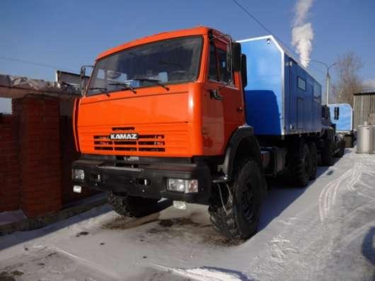 ППУА 1600/100 на шасси КамАЗ новая 2016 г. в