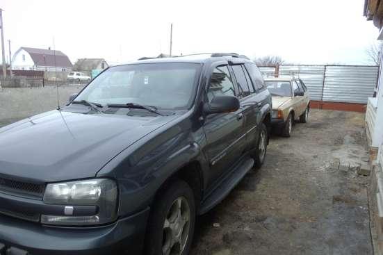 Продажа авто, Chevrolet, TrailBlazer, Автомат с пробегом 300000 км, в Воронеже Фото 4