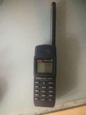 Спутниковый телефон THURAYA модельASCOM21