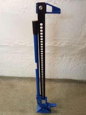 Домкрат реечный 1.5 метра-3 тонны (новый)