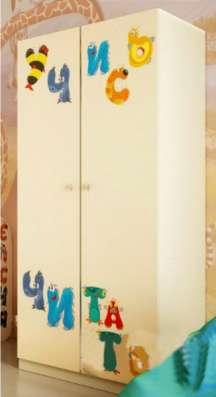 Шкаф детский  Ш-3 Алфавит