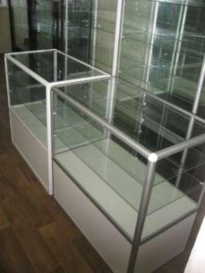 витрины из стекла ЦЕХ