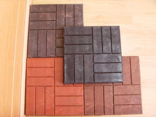 Тротуарная полимеропесчаная плитка плитка