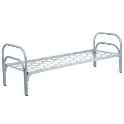Металлические кровати для бытовок, кровати для вагончиков опт