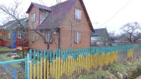 Двухэтажный дом, Новгородский район, п. Тесово-Нетыльский в Великом Новгороде Фото 2
