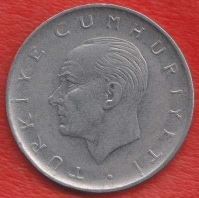 Турция 1 лира 1967 г.