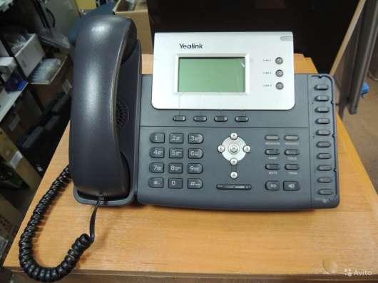 Телефон Yealink SIP-T26P