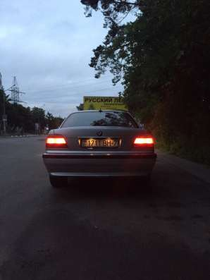 Продажа авто, BMW, 7er, Автомат с пробегом 263000 км, в г.Минск Фото 3