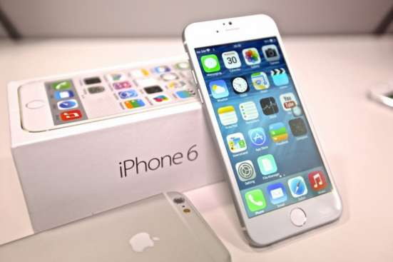 IPhone 6S. Android 4.2.2. Камера 8 МП. Экран 4,7 (copy)