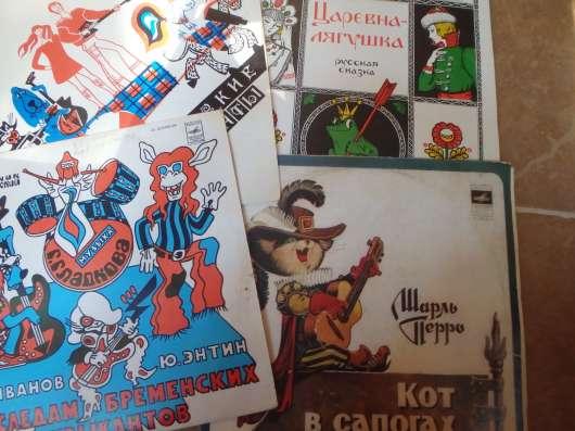 Продаю виниловые пластинки разных жанров в Москве Фото 5