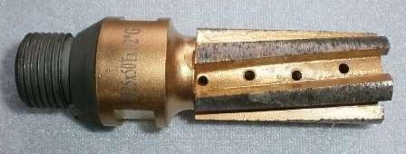 Фреза пальчиковая M09025 D25x50 1/2GAS гранит