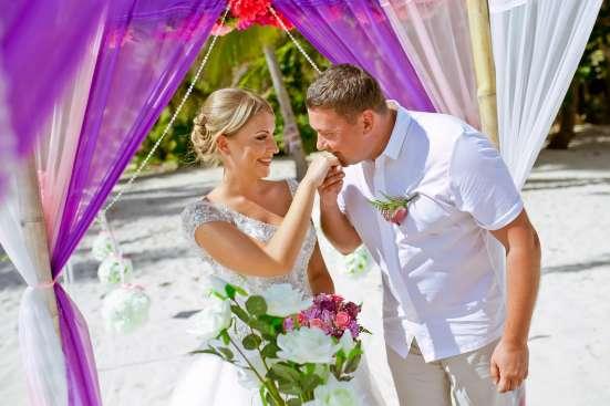 Свадьба в Доминикане в Москве Фото 1