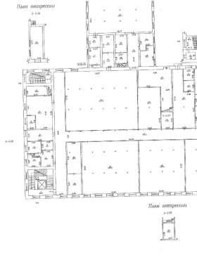 Сдам производство, склад,377 кв. м, м. Лесная
