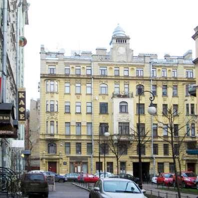 Четырехкомнатная квартира 95 кв.м на Конной улице