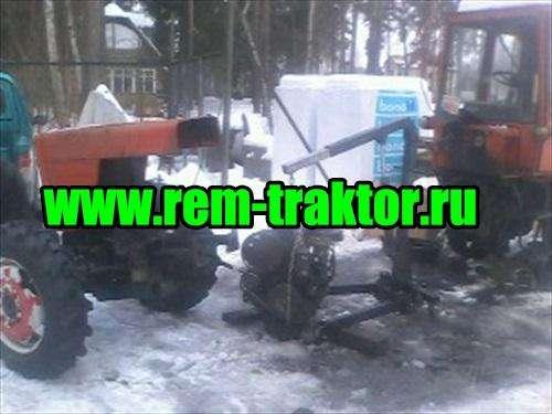 Замена сцепления на тракторах МТЗ-80,82, ВТЗ, ЛТЗ, ЮМЗ, Т-25,30, БЕЛАРУСЬ-320