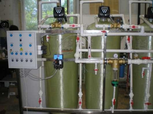 Системы очистки воды 5 - 300 куб/час СОКОЛ
