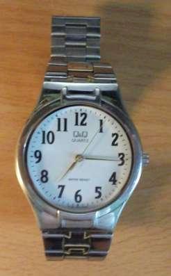 Часы мужские Q&Q VL36-404HWD