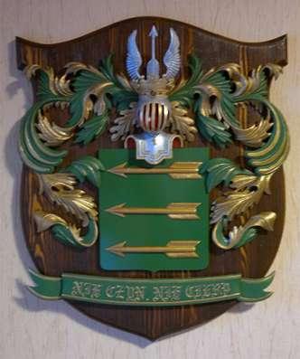 Ваш личный Фамильный Герб в Москве Фото 6