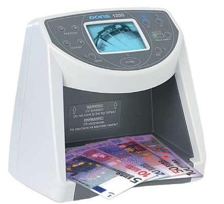 Детектор банкнот Dors 1200 инфракрасный