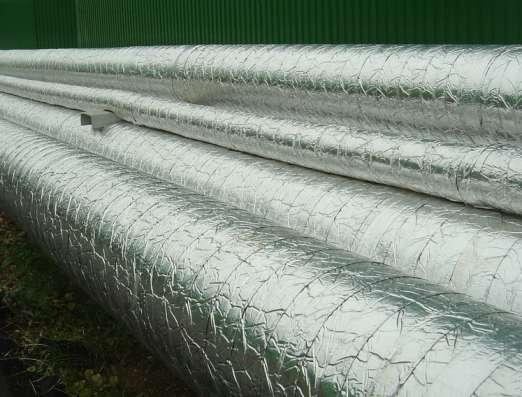 Фольга-ткань, фольгоизол в Новосибирске Фото 4