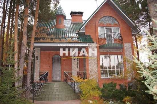 коттедж, Новосибирск, Отрадная, 280 кв.м. Фото 1