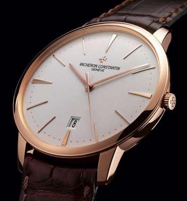 Оригинальные часы Vacheron Constantin в Москве Фото 2