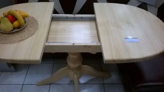 Стол кухонный массив