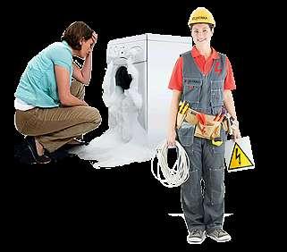 Подключение бытовой техники, ремонт