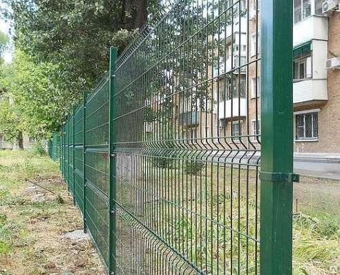 3Д забор Еврозабор2030х2500х3/4 мм