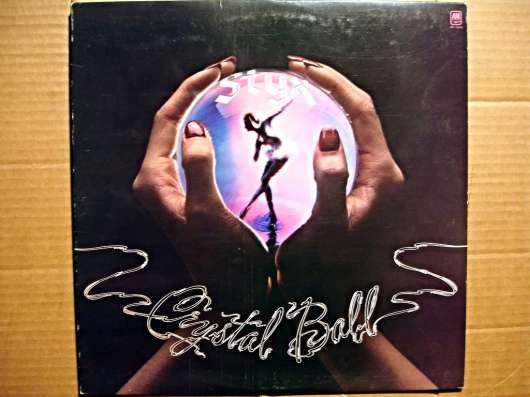 Styx - Crystal Ball