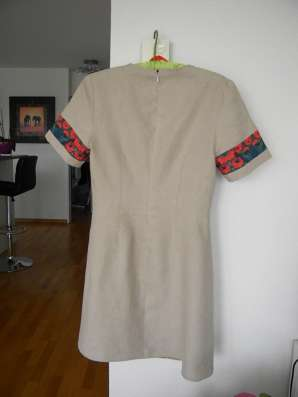 Платье из авторской коллекции