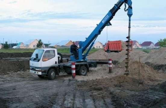 Аренда и услуги ямобура в Воронеже Фото 1