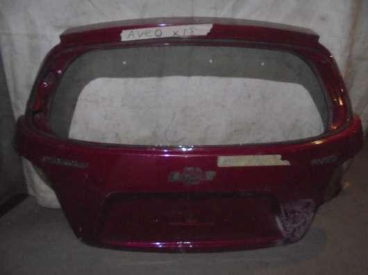 Багажник на Авео