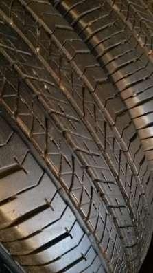 215/70 R17 Bridgestone Dueler