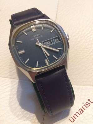 Часы Timex-автомат, 70-е гг