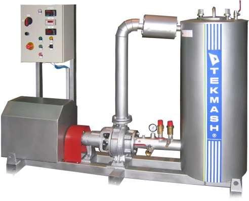 Оборудование для производства соевого молока