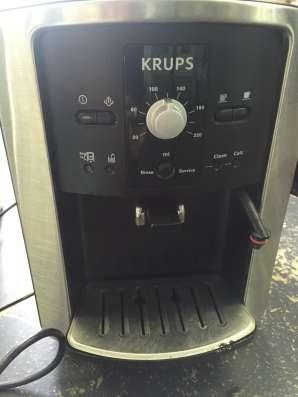 Продается кофе-машина Krups