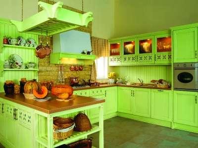 Кухни на заказ Спутник Стиль в г. Пушкино Фото 1