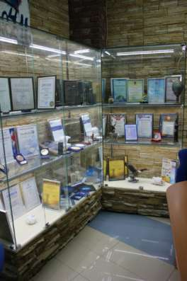 Витрина музейная на заказ