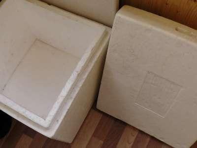 ящик термосберегающий из полистерола 5 с