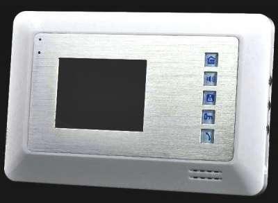 видеодомофон цв.9 см+вызыв.панель/камера