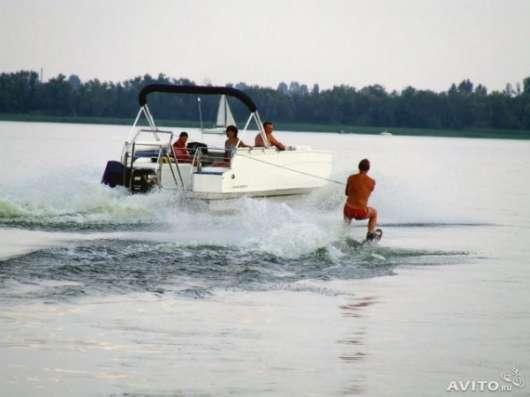 """Понтонный катер """"Турист-650"""", понтонная лодка, моторный понтон в Саратове Фото 3"""