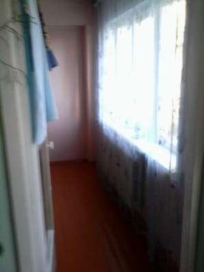 Малометражная четырехкомнатная квартира, вторичка