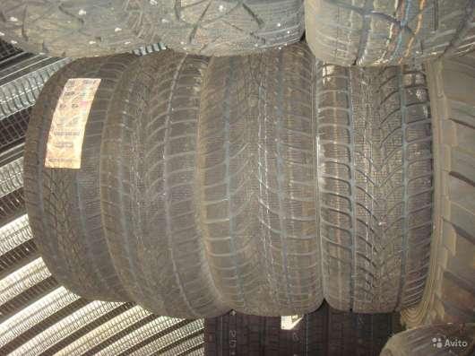 Новые зимние Dunlop 235/45/18 Winter Sport 4D в Москве Фото 4