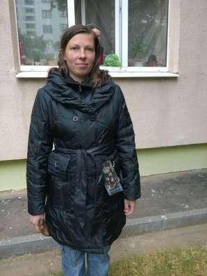 Куртка осенняя на рост 160 см, р-р46-48
