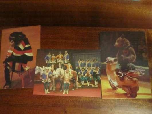 Календарики Цирк, 47 шт. в Краснодаре Фото 2